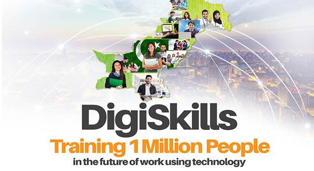 DigiSkills received 230000 registrations