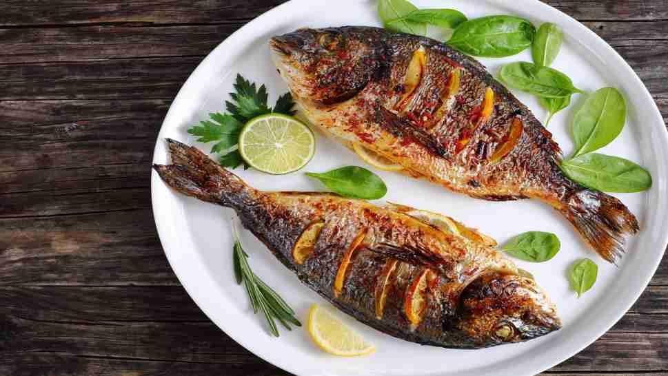Fish Has Health Benefits