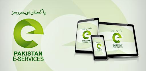Pakistan Online E-Services App