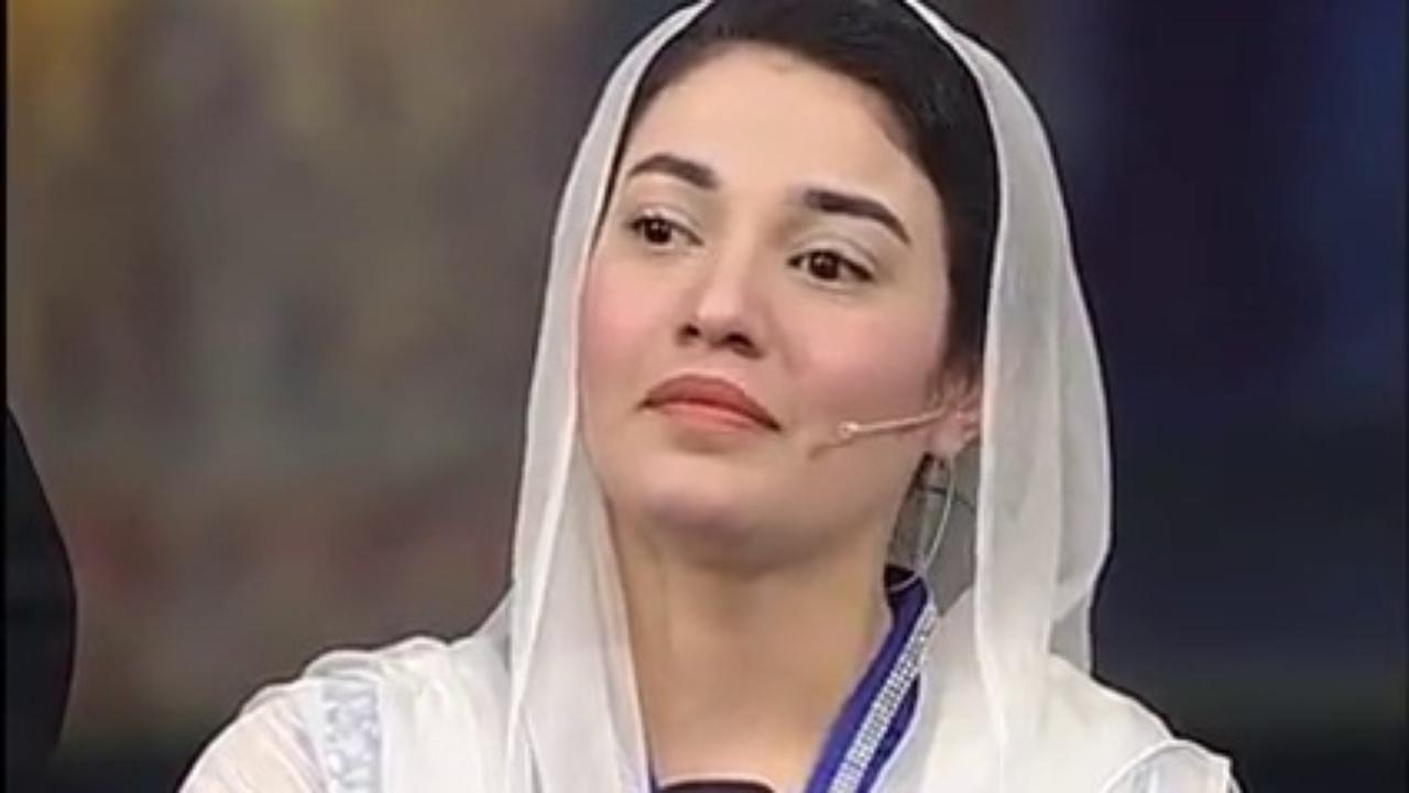 Brave woman of Pakistan