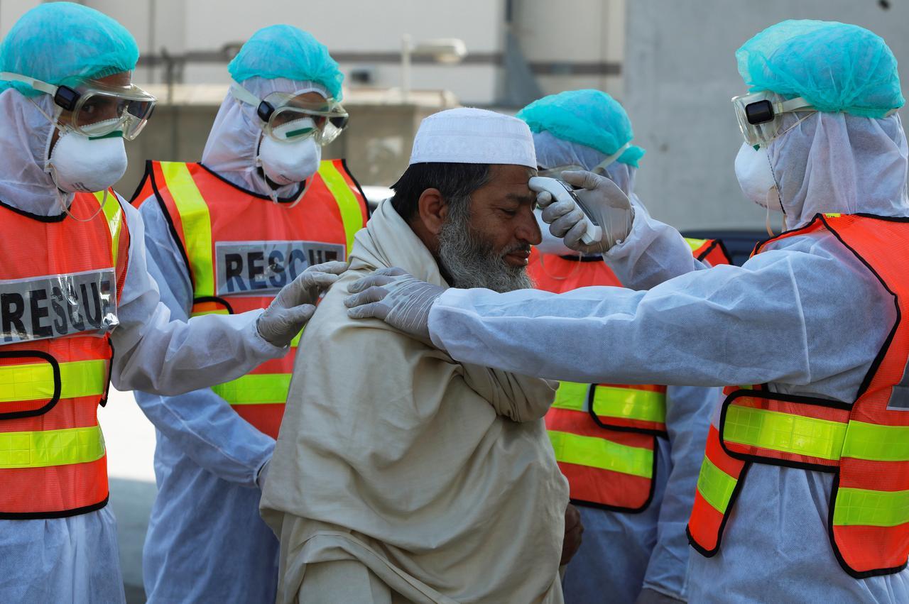Coronavirus Third Wave in Pakistan