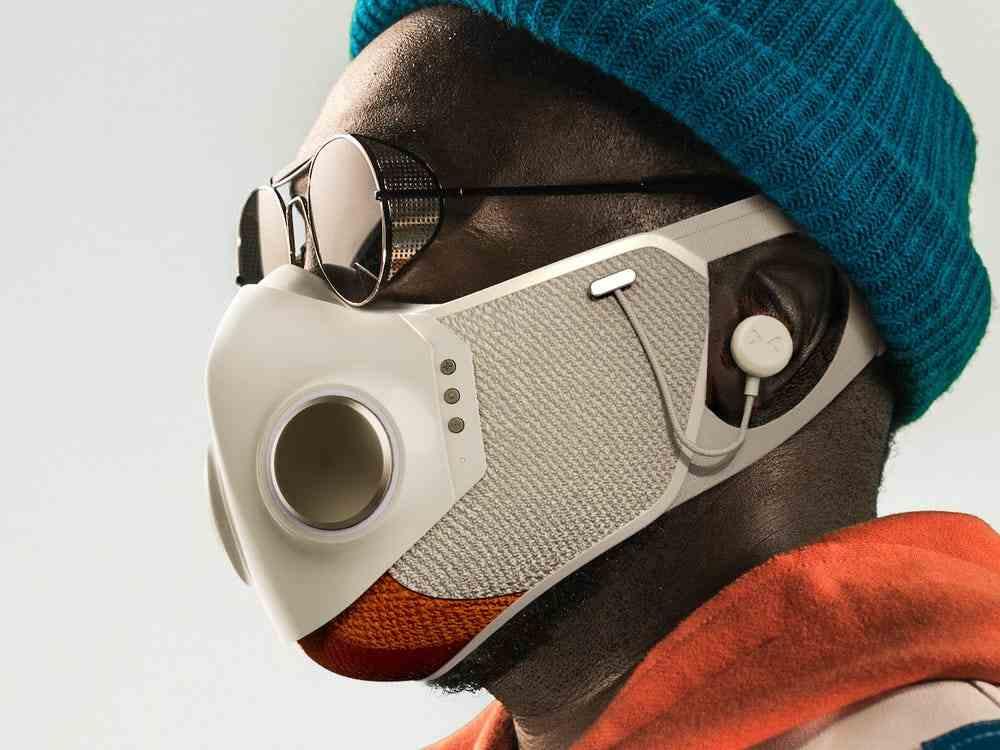 Smart Face Mask