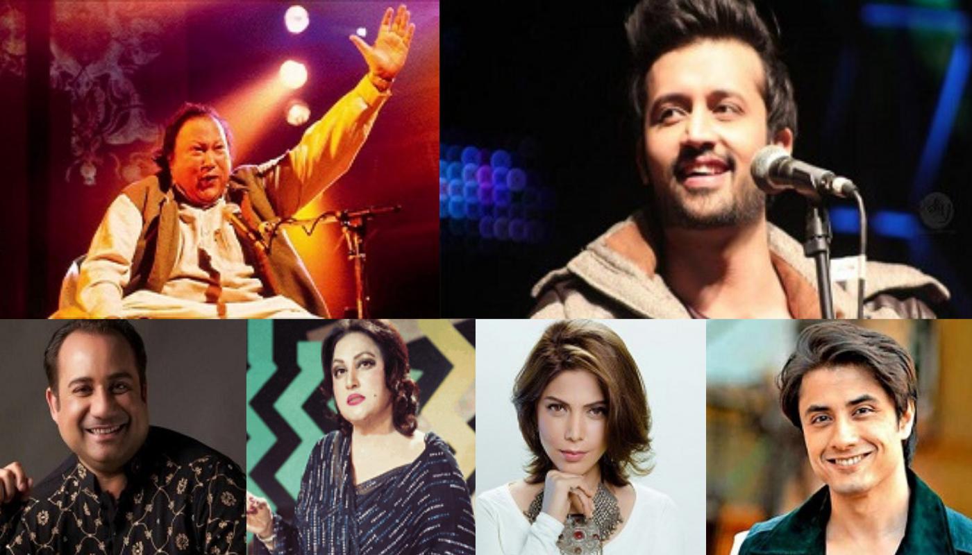 Top Ten Pakistani Singers