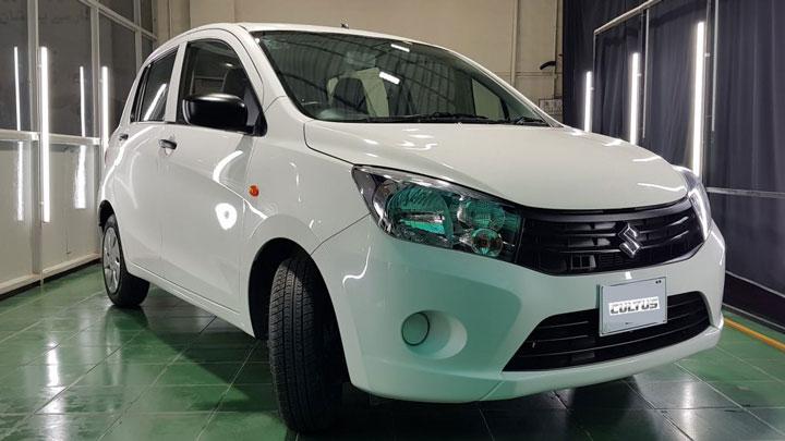 Suzuki Cultus 2021